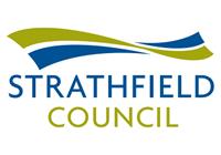 Strathfield - logo