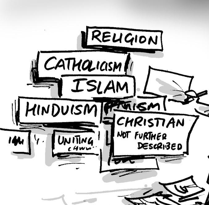 Census results show Australia's most popular religion is 'no religion'